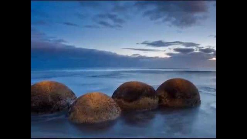 Загадка природы сферолиты Земли Франца Иосифа
