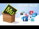 Простое создание сайта в Adobe Muse Введение