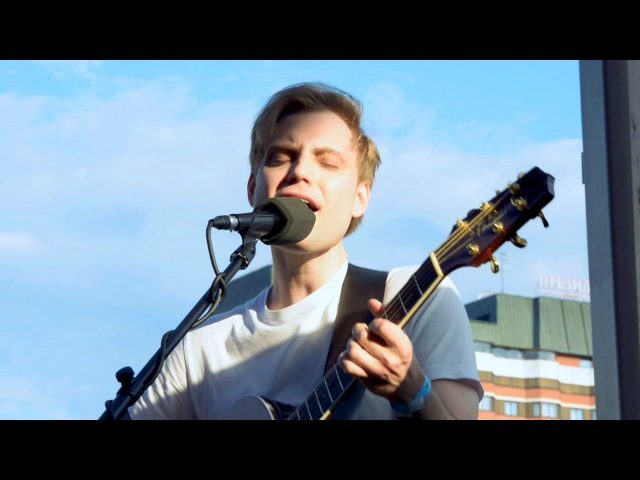 Mike Glebow Oleg Chubykin - Into the night (Live 23.07.2016)