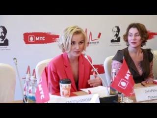 Полина Гагарина об участии в проектах «Поколение М» и «Голос. Дети
