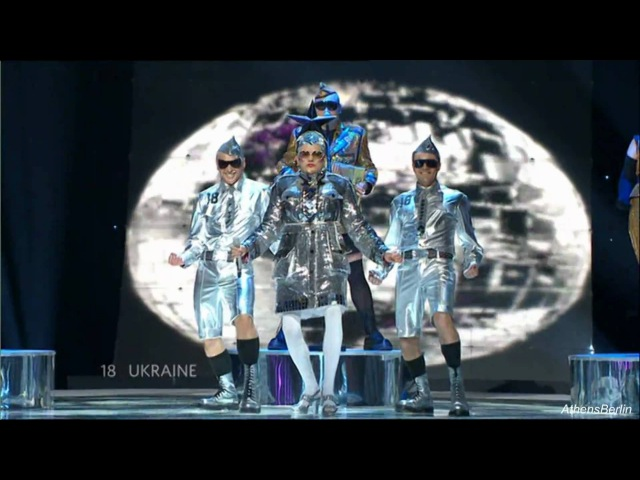 Eurovision 2007 Final 18 - Verka Serduchka - Dancing Lasha Tumbai - Ukraine