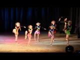 Веселые мартышки - Школа современного танца Bolero
