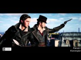Assassin's creed music video Шепот в темноте (Skillet) Whispers in the Dark))