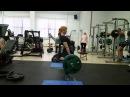 Юлия Зауголова - тяга с маленьких резинок, 200х5