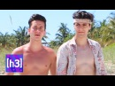 Beach Pranks with Ethan Slamberry h3h3 reaction video