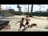 GTA V Rocky (Parody) Eye of the Tiger Music Video