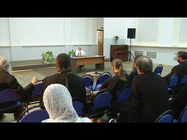 Встреча с духовенством Углича (2016.06.21) — Осипов А.И.