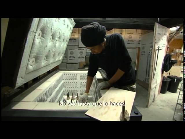 Japonés ceramista『Ryota Aoki』Subtítulos en