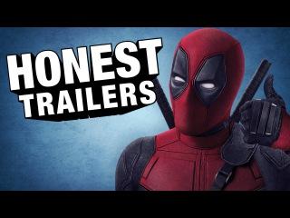 Honest Trailers - Deadpool (Feat. Deadpool)