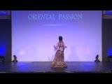 Kira Lebedeva - Habibi Lal@ 6th Oriental Passion Festival Closing Party