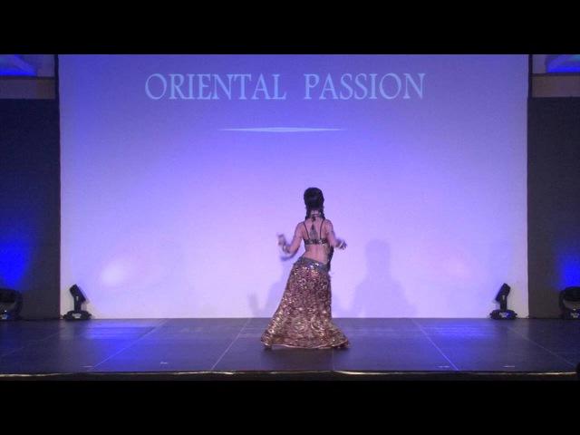 Kira Lebedeva Habibi Lal@ 6th Oriental Passion Festival Closing Party