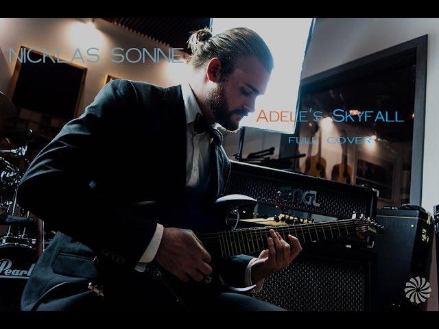 ADELE - SKYFALL (James Bond) - full cover
