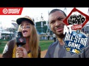 RIDICULOUS 7 SECOND CHALLENGES WITH CELEBRITIES | MLB ALL-STAR GAME