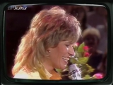 Mary Roos - Ich bin stark, nur mit dir Modern Talking-You Can Win If You Want (ZDF-Hitparade 24.04.85)