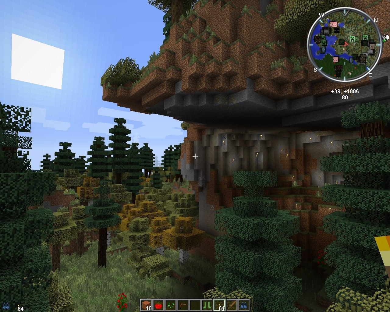 Minecraft [1.7.10] (2011) PC   Repack скачать торрент