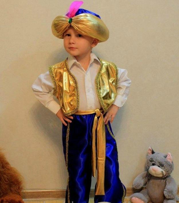 Водопровод в своем доНовогодний костюм султана для
