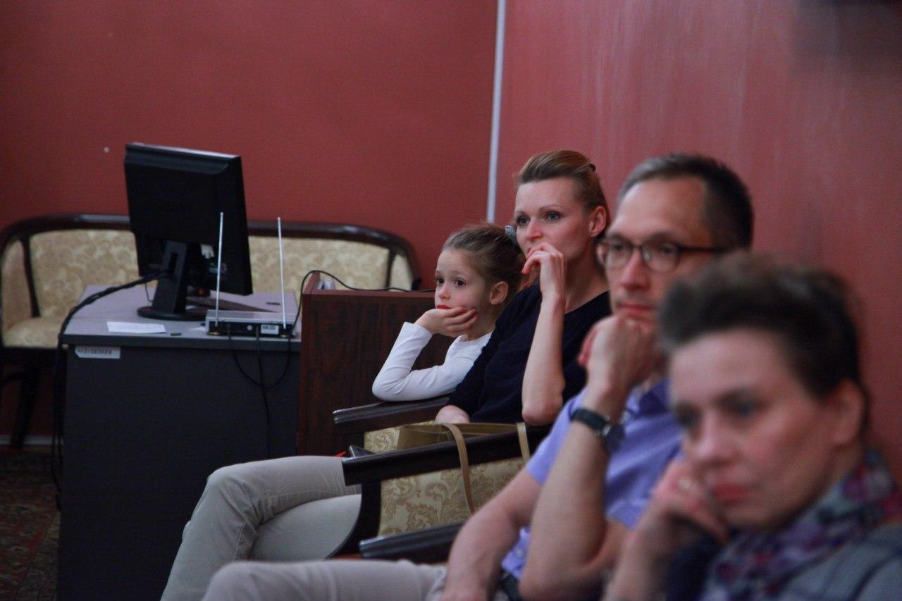 Жители района приглашаются на просмотр художественного фильма