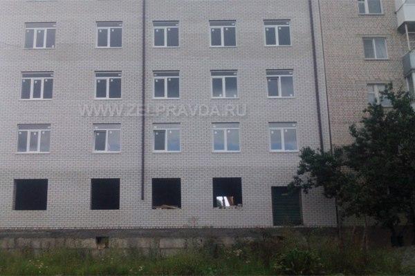 В станице Зеленчукской появится новая жилая многоэтажка