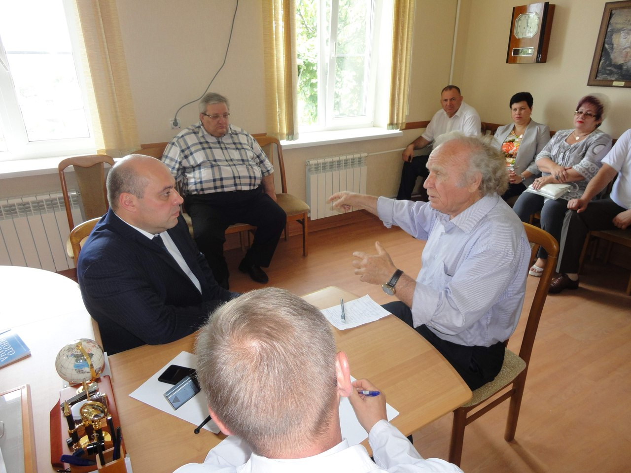 Министр здравоохранения КЧР посетил Зеленчукский район