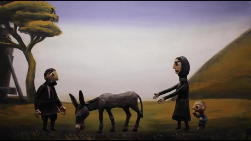 Горá Самоцвéтов. Подарки черного ворона (грузинская сказка), режиссёр Степан Бирюков