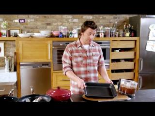 Обеды за 30 минут с Джейми Оливером - 2 сезон 9 серия