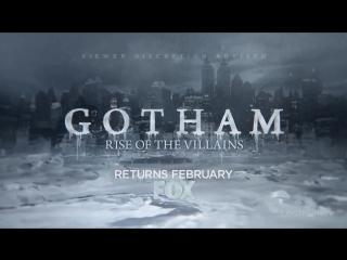 ГОТЭМ (GOTHAM) Озвученный тизер ко 2 сезону: «Мистер Фриз» (Mr. Freeze)