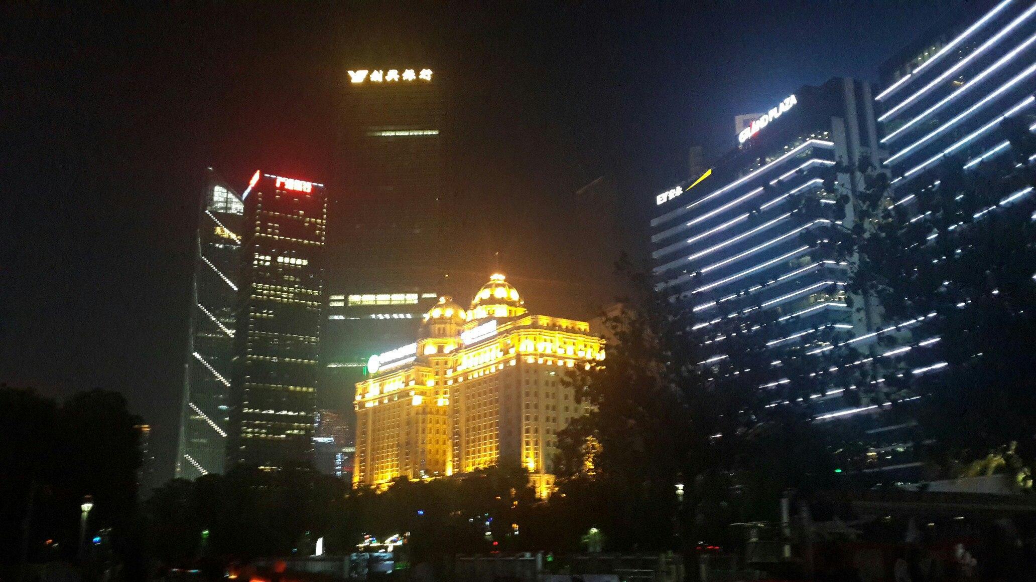 Гуанчжоу - мир торговли и выставки. Часть 1