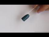 Кошачий глаз гель-лак. Экспресс дизайн ногтей - 2 идеи маникюра