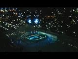 Предматчевое шоу СКА - Локомотив 1