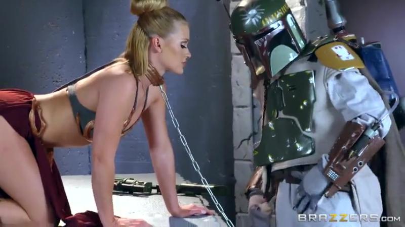 порно звездных воинов