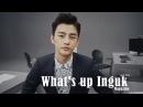 서인국(SEO IN GUK) - What's up Inguk Magazine 6월 미니인터뷰