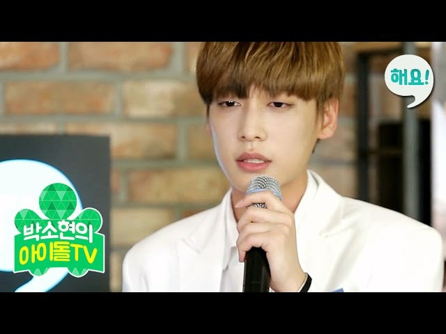 [Heyo idol TV] SNUPER - 'You're my girl(내 여자라니까)' Live [박소현의 아이돌TV] 20160426