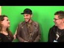 2015-12-08 Adam Lambert on KRZ Presents Let It Show 2015's recap