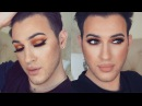 Bronze Glitter Smokey Eye Holiday Makeup Tutorial MannyMua