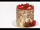 Chocolate Border Cake Tutorial Rosie's Dessert Spot