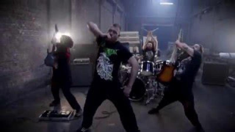 Korpse - Retaliation OFFICIAL MUSIC VIDEO 2016