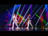 Танцы. Битва сезонов: Sofa и Анна Тихая (Kristina Si - Хочу) (серия 5)