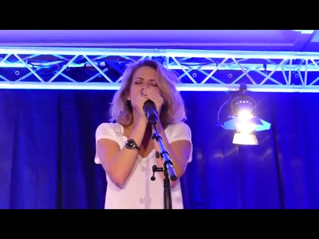 Bethany Joy Lenz - Get back to gold Quicksand [Live Paris part. 2 FWTP3]