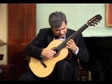 Heitor Villa-Lobos Preludium No1. Performed by Vladimir Dozenko