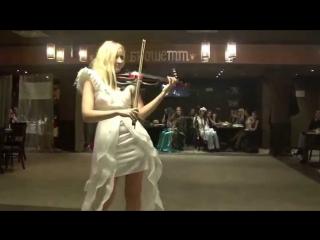"Ксения - Электро Скрипка ""Эдвина Мартин"" -   ""TV SHANS"""