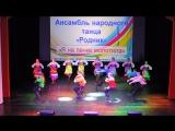 Ансамбль народного танца «Родник» - «Я на печке молотила»