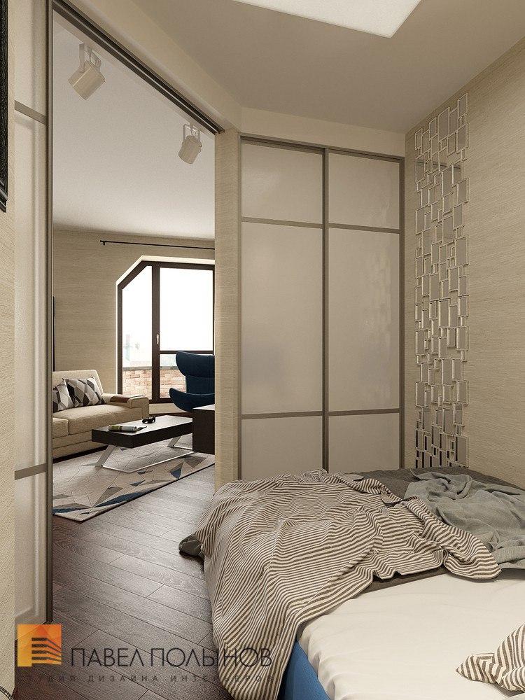Концепт квартиры 40 м.