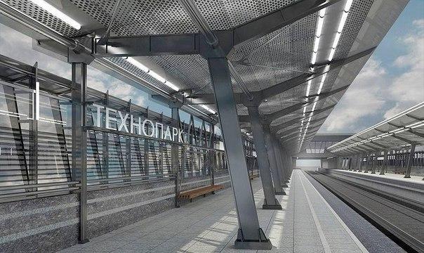 Собянин: «Технопарк» станет одной из самых популярных станций метро, Москва, Сергей Собянин