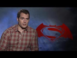 Batman v Superman Secrets w/ the Cast – Ben Affleck, Henry Cavill, Gal Gadot, Amy Adams