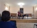 Крейслер Романтическая колыбельная, Брамс Венгерский танец. Саша Агафонов - Марина Рудик.
