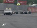 F1 2005. Гран-при Канады. Гонка