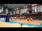 НОВА (Новокуйбышевск) – Локомотив (Новосибирск) – 2:3 (25:16, 27:25, 20:25, 22:25, 10:15)
