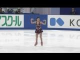 Kanako MURAKAMI - All-Japan championship 2010 SP