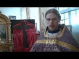 2016 - Клирик Свято-Троицкого собора отец Дмитрий о ночном происшествии.