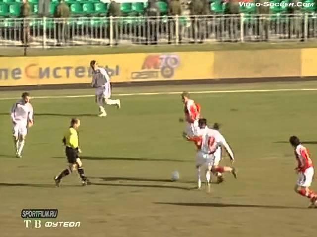 СПАРТАК Амкар Пермь Россия 6 0 Чемпионат России 2004